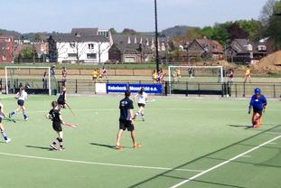 Edwin Doran MasterClass Hockey in Holland 2014