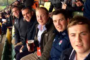 100 Club Saracens vs Harlequins
