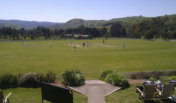 Fantastic facilities in beautiful surroundings, Australia