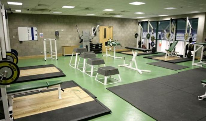 The National Strength and Conditioning Centre (NSCC) is a state of the art weight training facility