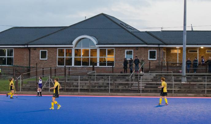 Old Loughtonians Hockey Club Clubhouse