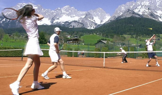 Enjoy superb tennis facilities and the Mediterranean climate on your sports tour to Spain.