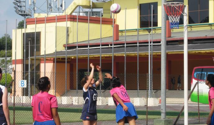 Sri Lanka has a strong tradition in school netball providing opportunities for well-matched fixtures.