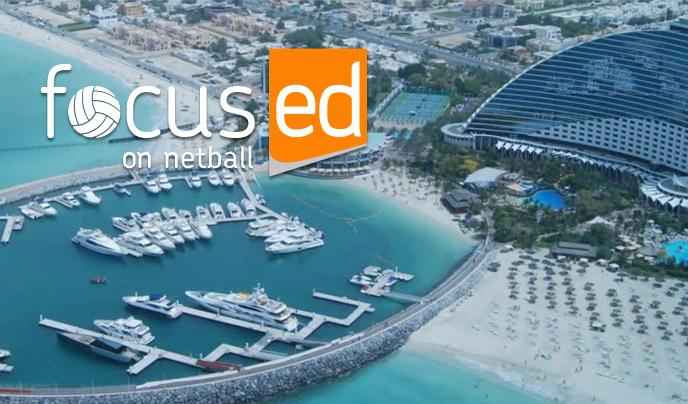 Edwin Doran Sports Tours - FocusED on Nebtall Dubai Experience