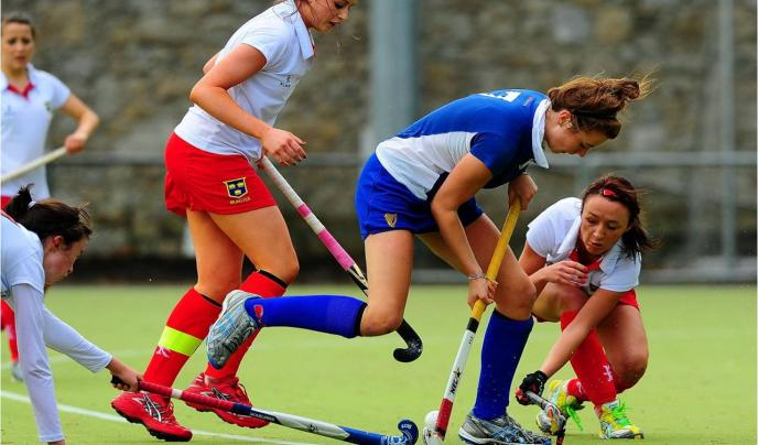 Extensive grass route hockey leads to skilful, home-grown talent