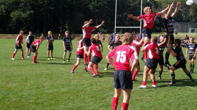 Our pre-season rugby coaching camp in France.