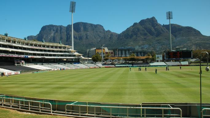 """Watch cricket at one of the most beautiful test grounds in the world. """