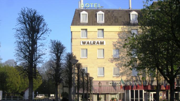 The Best Western, Walram, is near the river and the town centre.