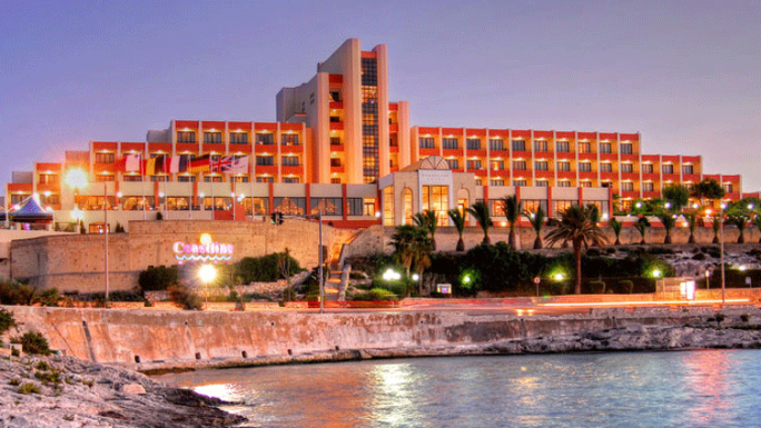 Four Star hotel in Malta