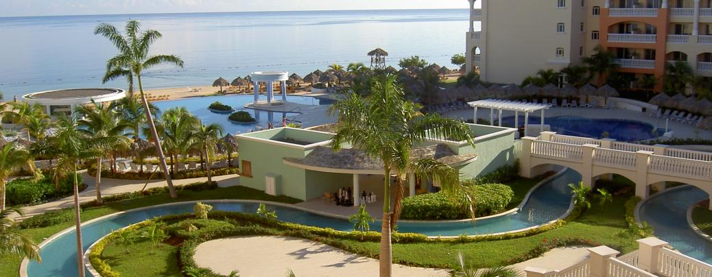 Jamaica offer a variety of accommodation options to suit all budgets