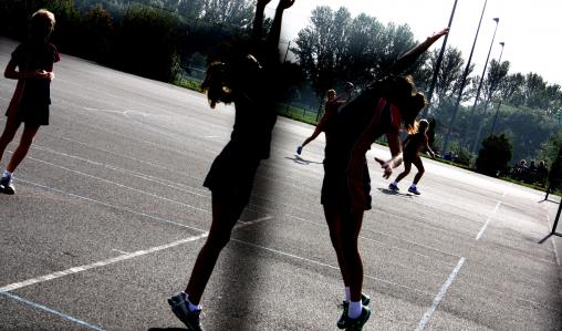 Netball teams will enjoy the great courts and facilities in Sri Lanka.