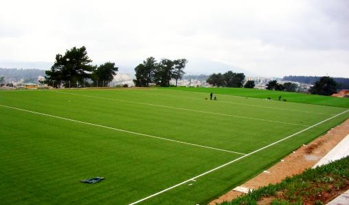 Most fixtures are on AstroTurf in Buenos Aires.