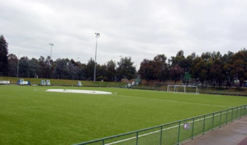 Australian Institute of Sport artificial football pitch