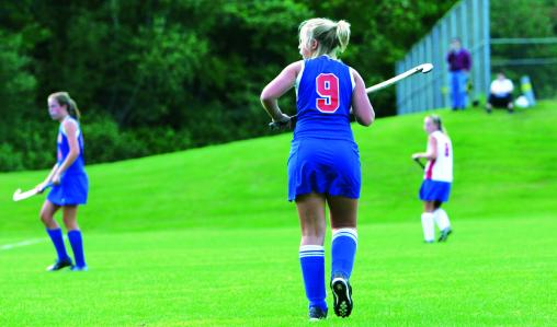 AstroTurf pitches increase the speed of play and are safer than grass.