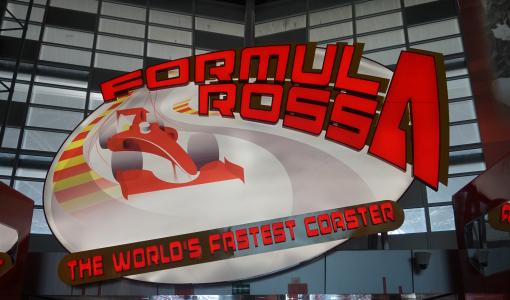 Edwin Doran Sports Tours - Dubai Experience - Ferrari World