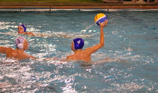 The popularity of water polo in South Africa ensures you get well-matched fixtures.