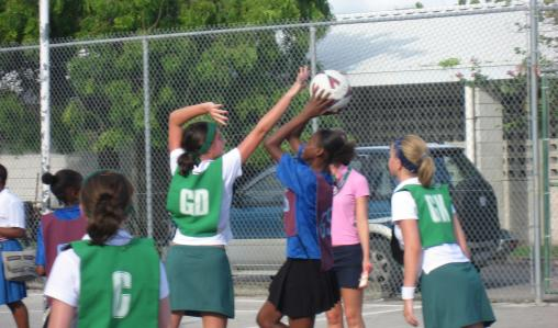 Grenadian netball games