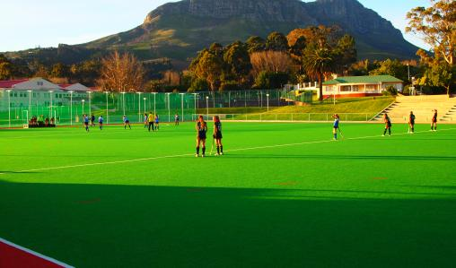 Parel Vallei High School AstroTurf in Somerset West.