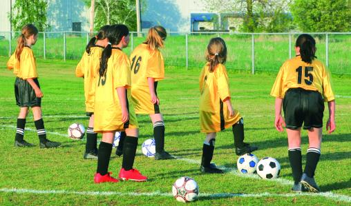 Football tours can be arranged for both boys and girls.