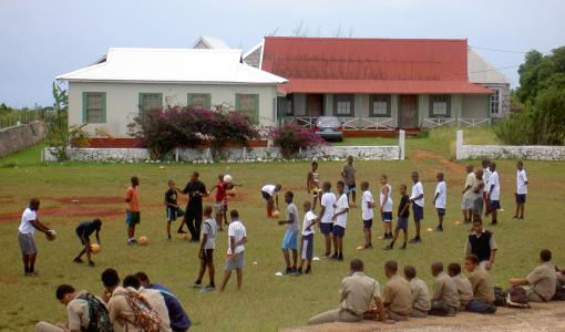 Football is also popular and can be combined with your cricket tour