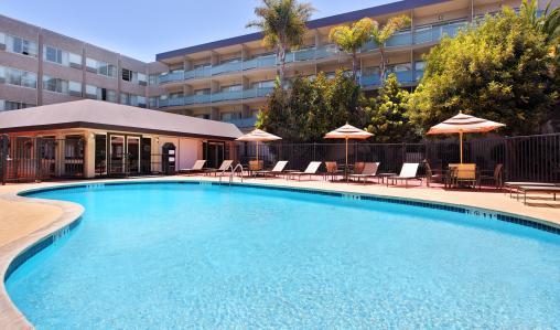 Stay cool at the Radisson Fisherman Wharf in San Francisco.