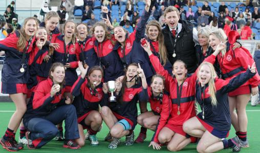 Somerset College, SA, winners at the 2013 Hockey Festival.