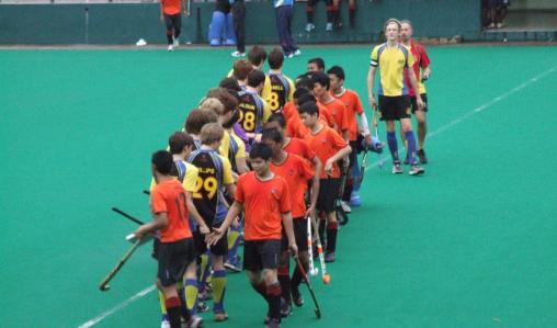 St Albans School visited Singapore on their South East Asian tour.