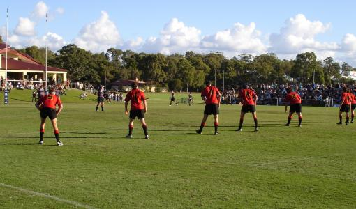 Play against top Aussie teams such as the Southport School from Queensland.