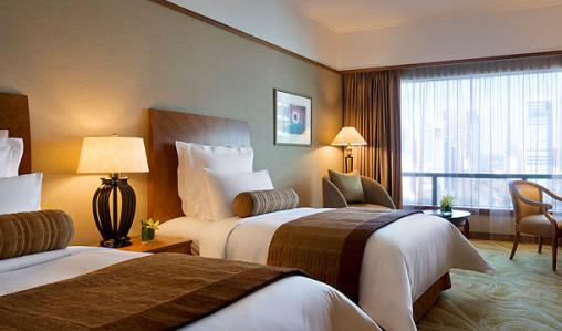 Enjoy five star facilities at the Renaissance Kuala Lumpur Hotel.