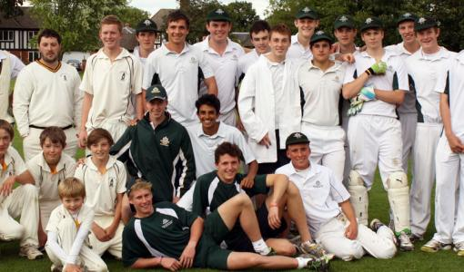 Westminster School Cricket Team