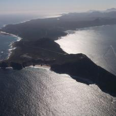 Journey to dramatic Cape Point and the Cape of Good Hope, visiting Boulders Beach and Duiker Island.