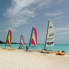 Jolly Beach watersports, Antigua