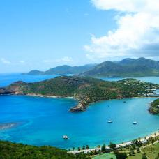 Jolly Harbour Resort, Antigua