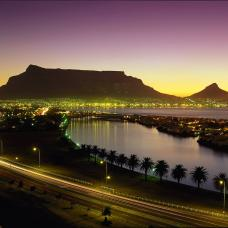 Take the revolving cable car to the top of Table Mountain for a 360 degree view of the city and bay.