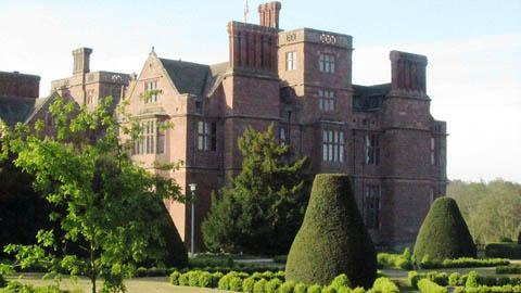 Condover Hall in Shropshire was the home for the girls' during the GSA netball tournament