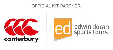Edwin Doran Sports Tours announce kit partnership with Canterbury of New Zealand