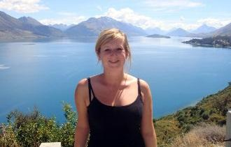 Louise Evans, International Sales and Operations