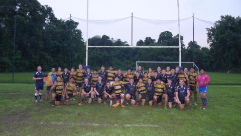 Edwin Doran Rugby Tours to Singapore